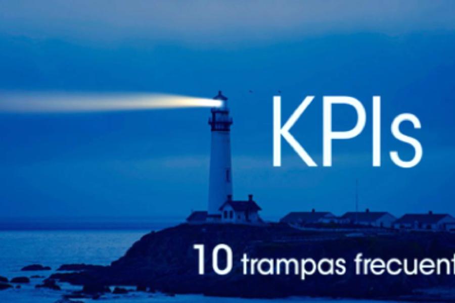 10 Trampas frecuentes en la gestión de los KPIs